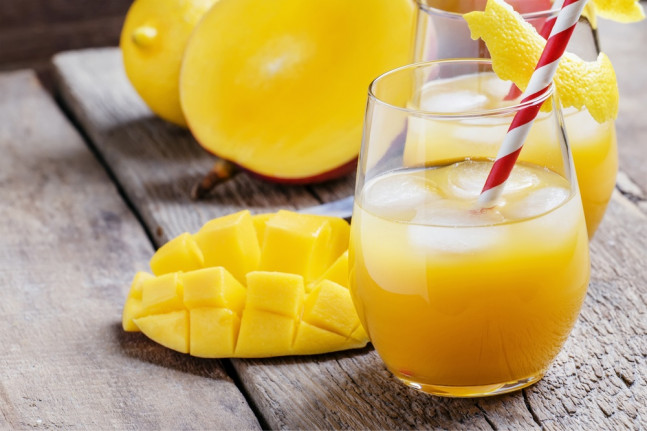 Mango Hit Juice