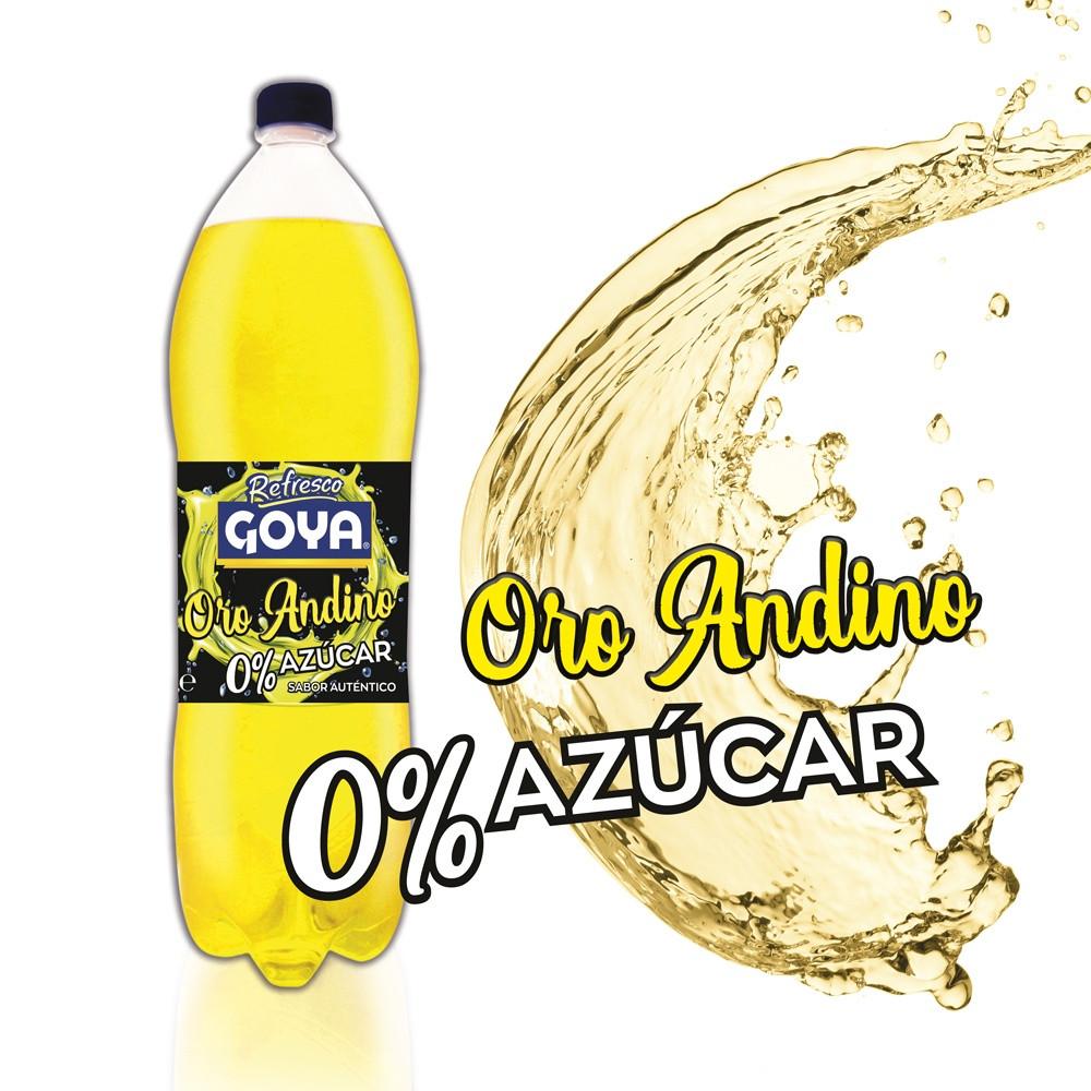 refresco oro andino 0 azúcar