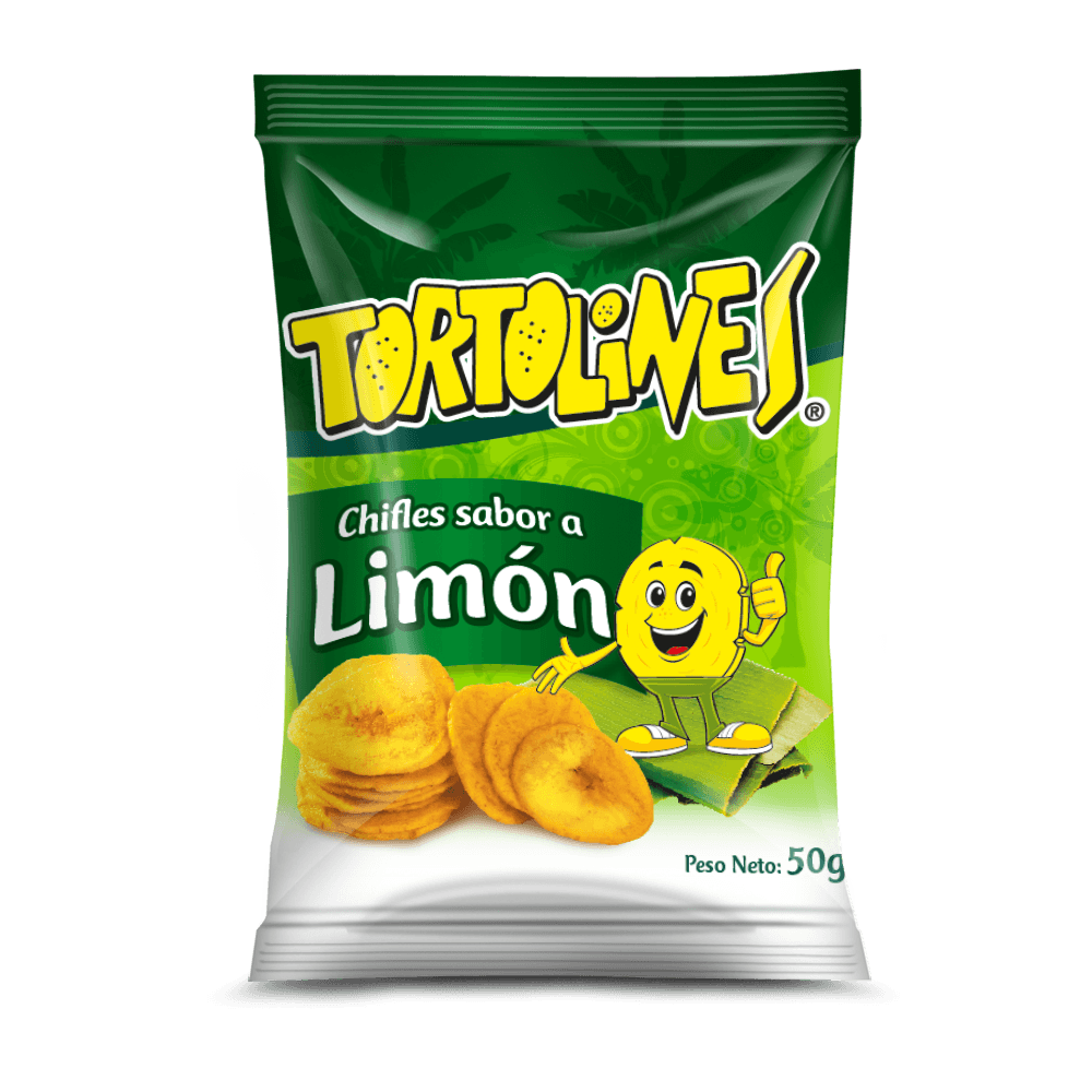 chifle totolines limon