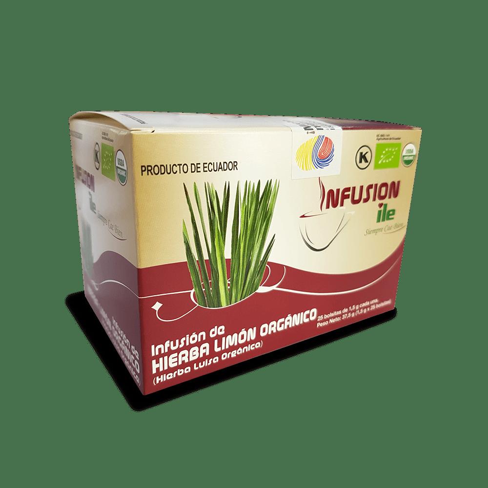 Infusión hierba luisa orgánica