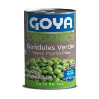 Organic Green Pigeon Peas