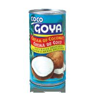 crema de coco