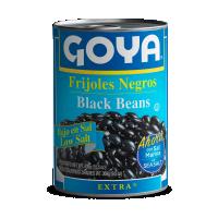 Low Salt Black Beans