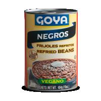 Refried Black Beans Goya