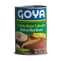 Refried Red Beans