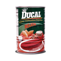 Refried Red Beans Ducal