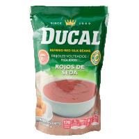 Frijol Rojo de seda volteado Ducal