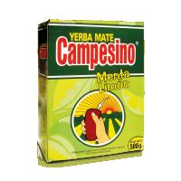 Yerba mate Campesino menta limón