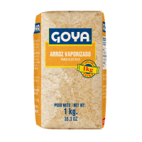 Extra parboiled rice