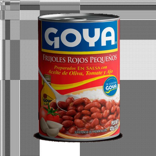 Red Beans In Sauce Goya Spain